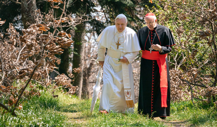 The Two Popes Anthony Mccarten Zum Papst Film Filmdienst