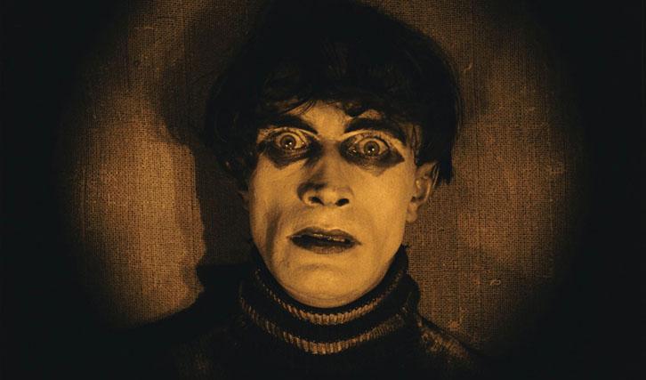 """Aus """"Das Cabinet des Dr. Caligari"""" (© Friedrich-Wilhelm-Murnau-Stiftung)"""