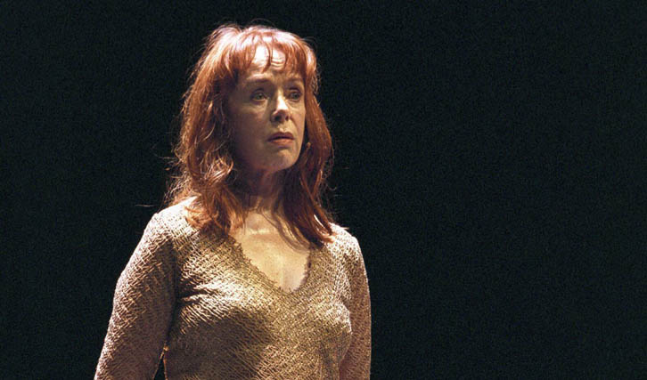 Eine große Schauspielerin: Jutta Lampe (imago/Drama-Berlin.de)