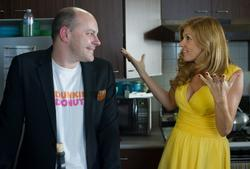 Connie Britton, Rob Corddry