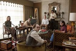 Tate Donovan, Clea DuVall, Scoot McNairy, Rory Cochrane, Christopher Denham, Kerry Bishé