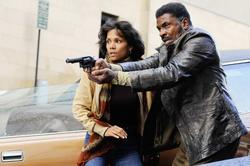 Halle Berry, Keith David