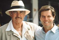 Colin Friels, Sean Connery