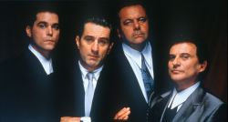 Ray Liotta, Robert De Niro, Joe Pesci, Paul Sorvino