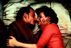 Juliette Binoche, Johnny Depp