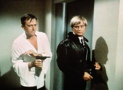 Robert Vaughn, David McCallum