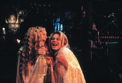 Sheri Moon, Karen Black