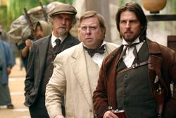 Tom Cruise, Billy Connolly, Timothy Spall