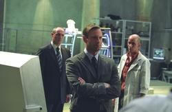 Aaron Eckhart, Colm Feore, Christopher Kennedy