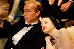 Andrea Riseborough, James d'Arcy