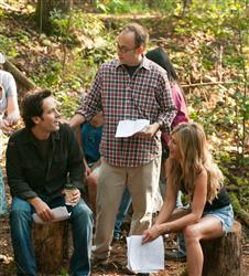 Jennifer Aniston, Paul Rudd, David Wain