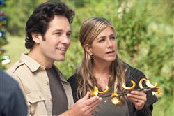 Jennifer Aniston, Paul Rudd