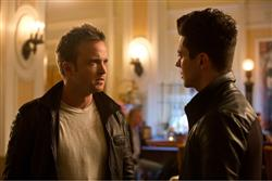 Dominic Cooper, Aaron Paul