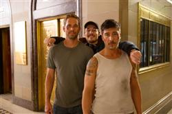 David Belle, Paul Walker, Camille Delamarre