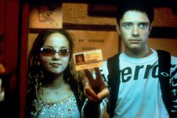 Erika Christensen, Topher Grace