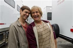 Jeff Daniels, Jim Carrey
