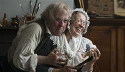 Timothy Spall, Marion Bailey