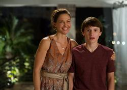 Ashley Judd, Nathan Gamble