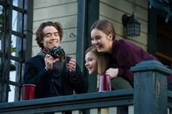 Jamie Blackley, Chloe Moretz