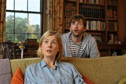 Rosamund Pike, David Tennant