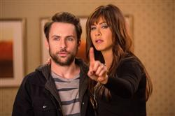 Charlie Day, Jennifer Aniston