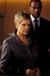 Judi Dench, Colin Salmon
