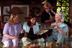 Sandra Bullock, Maggie Smith, Fionnula Flanagan, Shirley Knight