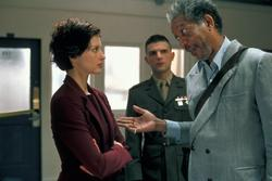 Ashley Judd, Morgan Freeman, Adam Scott