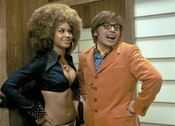 Mike Myers, Beyonce Knowles