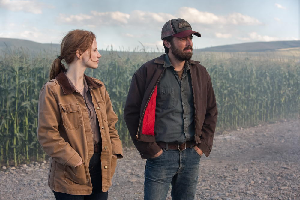 Jessica Chastain, Casey Affleck