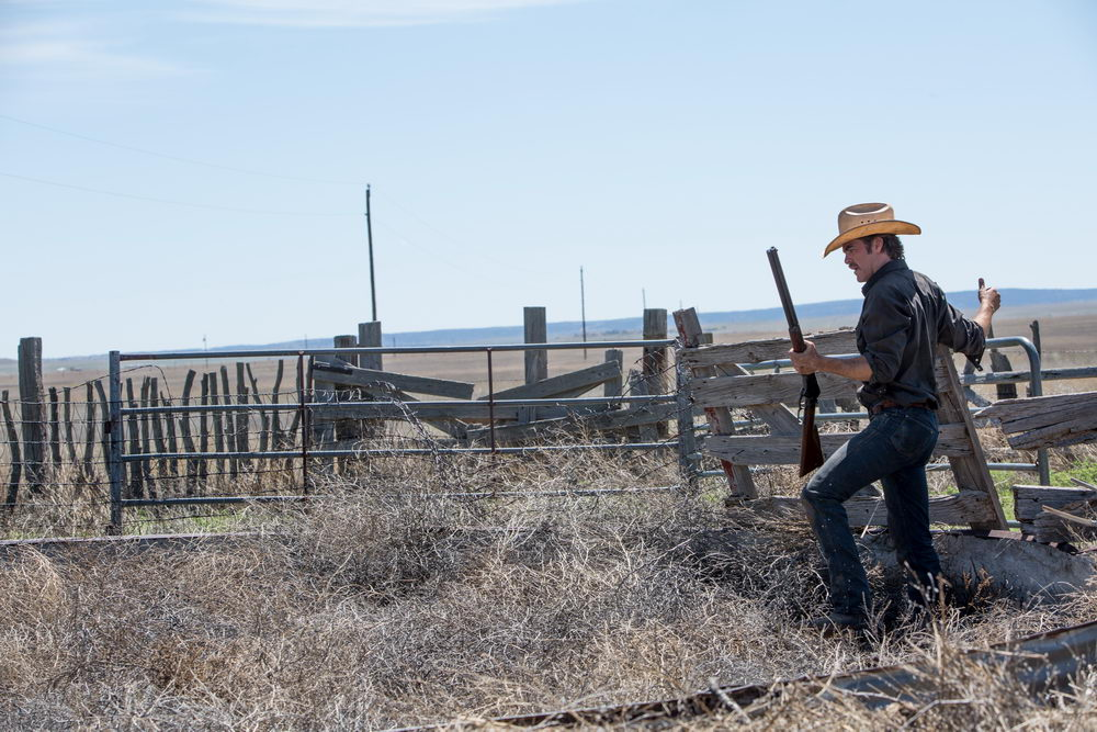 """Kluger Neo-Western: Chris Pine in """"Hell or High Water"""""""