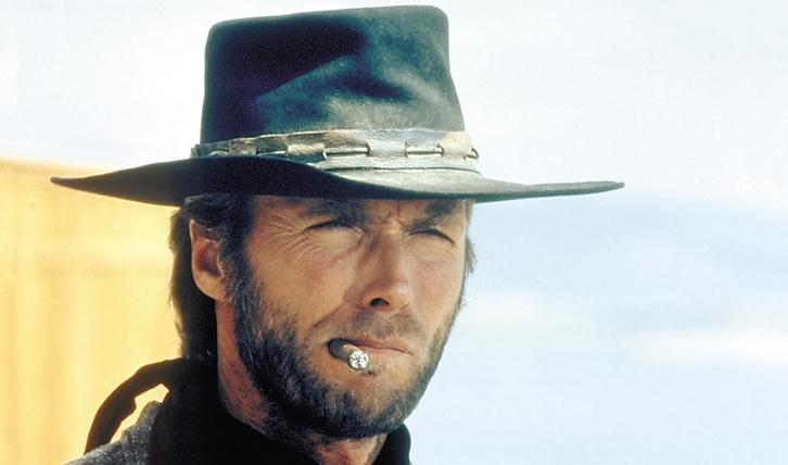 """Zeitlos: Clint Eastwood in """"Ein Fremder ohne Namen"""" (1972)"""