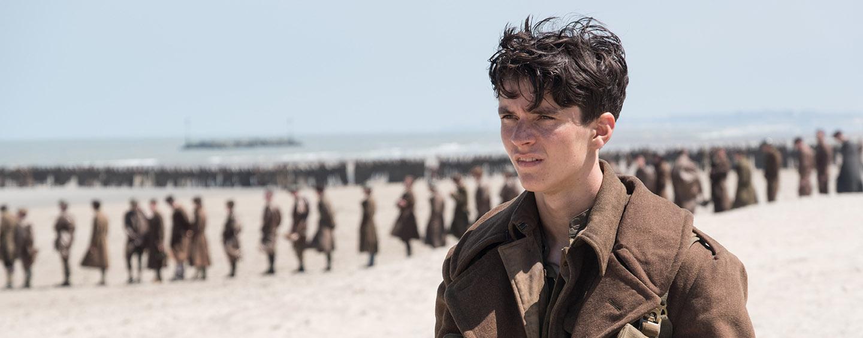 "Christopher Nolans Kriegsdrama ""Dunkirk"""