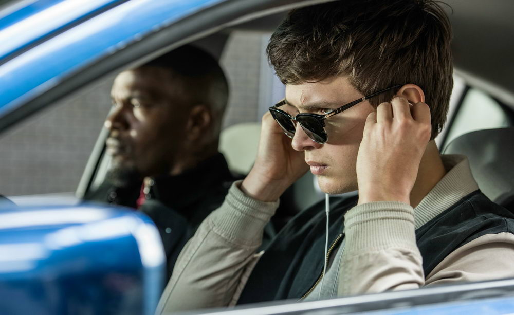 """Baby Driver"" (© Sony)"