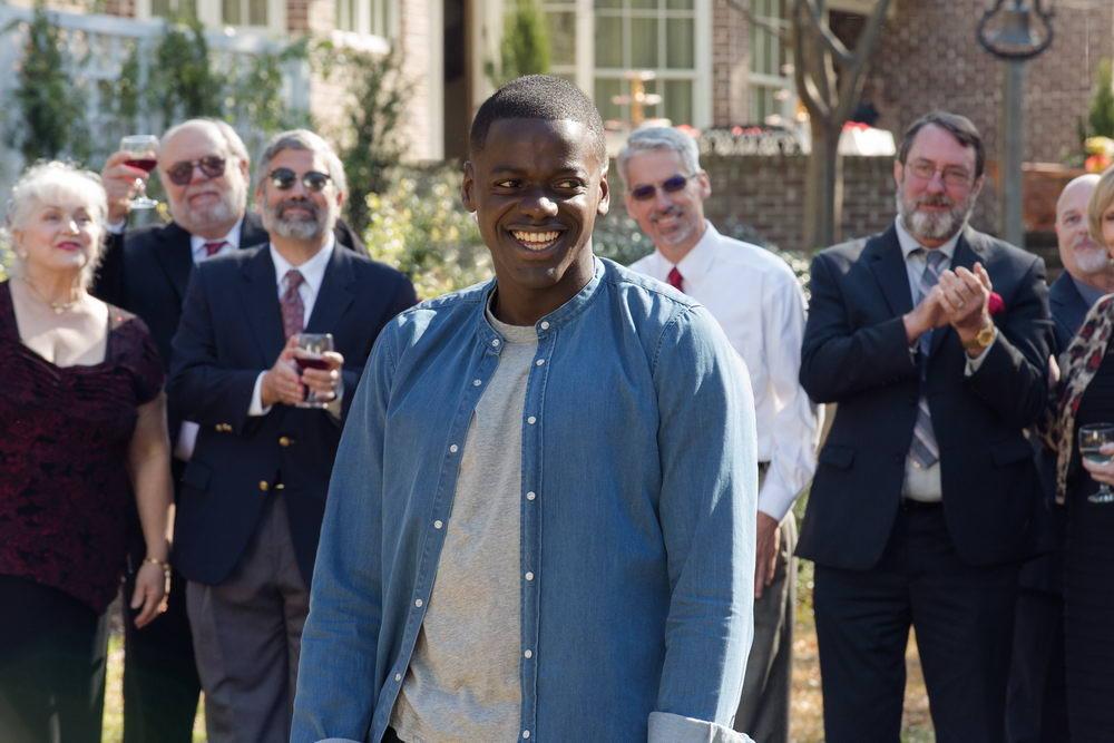 "Daniel Kayuuga in ""Get out"" (© UPI)"