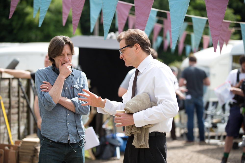 James Marsh, Colin Firth