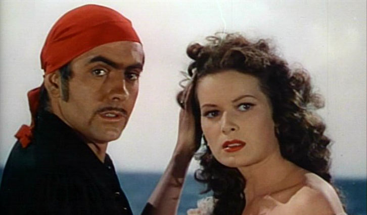 Tyrone Power, Maureen O'Hara
