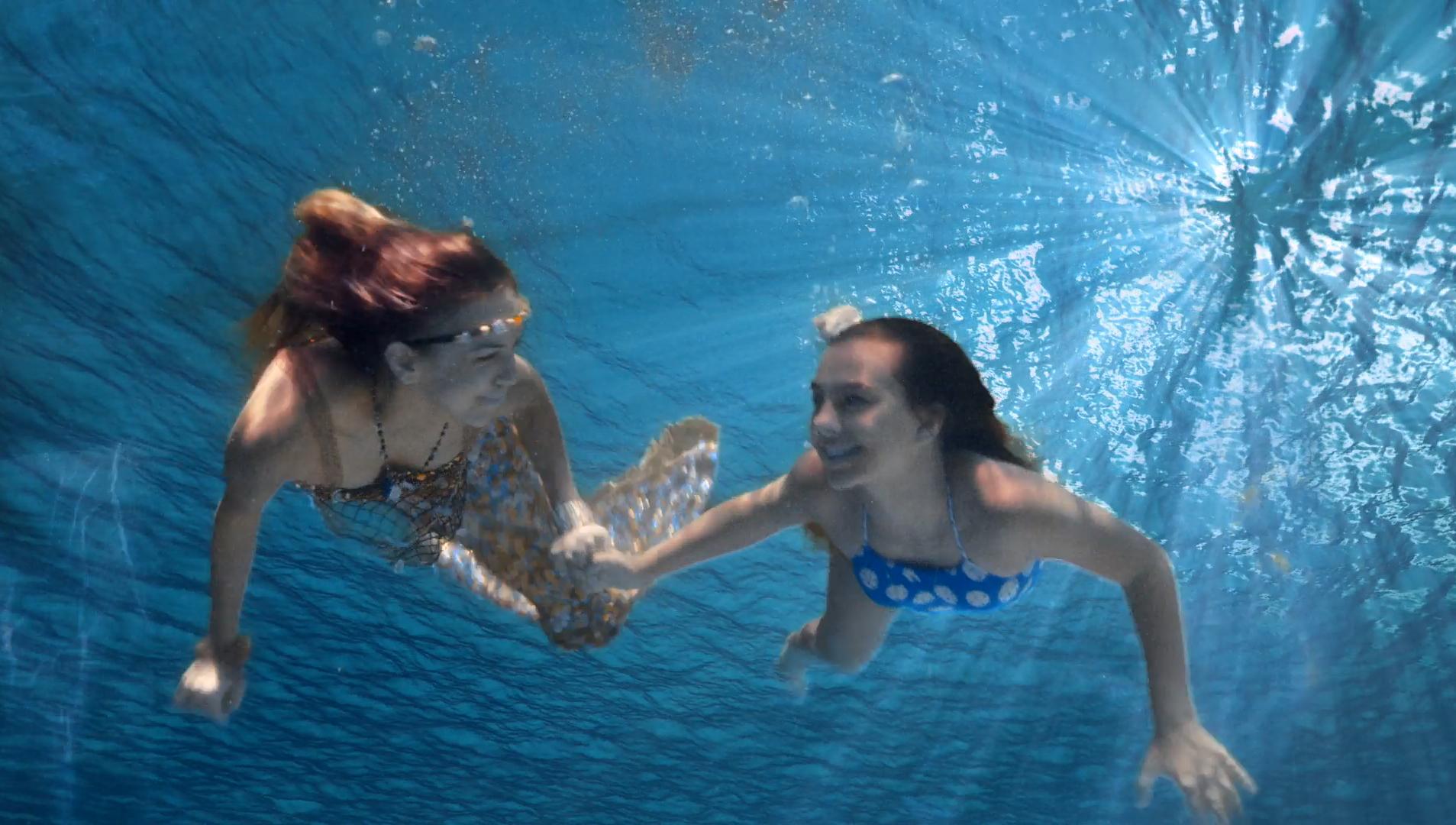 Meerjungfrauen Gibt Es Sie Wirklich