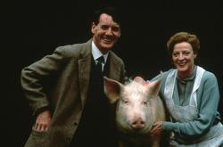 Michael Palin, Maggie Smith