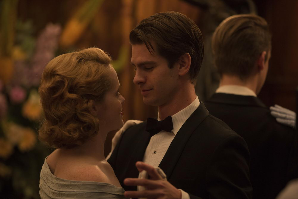Claire Foy, Andrew Garfield