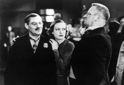 Joan Crawford, Wallace Beery, Lionel Barrymore