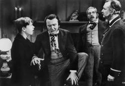 Mickey Rooney, Walter Connolly, William Frawley, Minor Watson