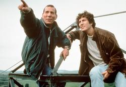 Pete Postlethwaite, James Thornton