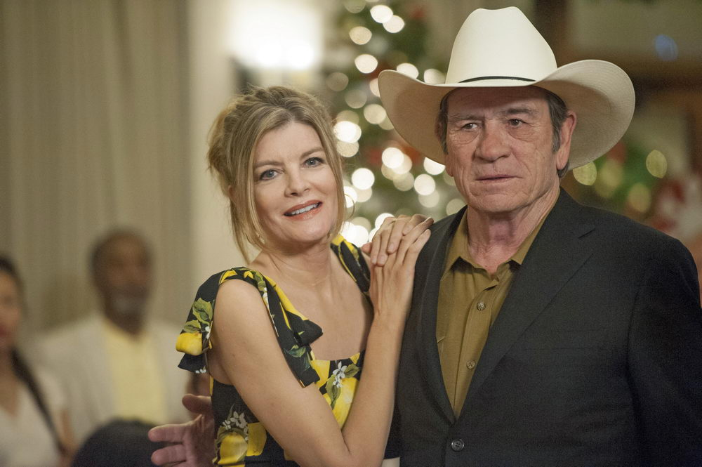 Rene Russo, Tommy Lee Jones