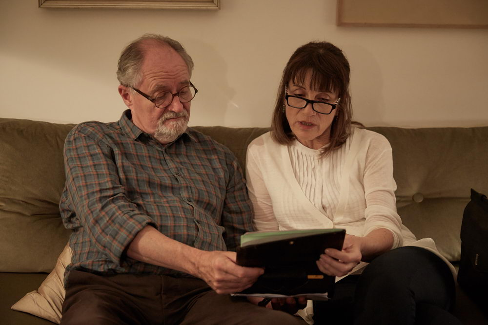 Jim Broadbent, Harriet Walter