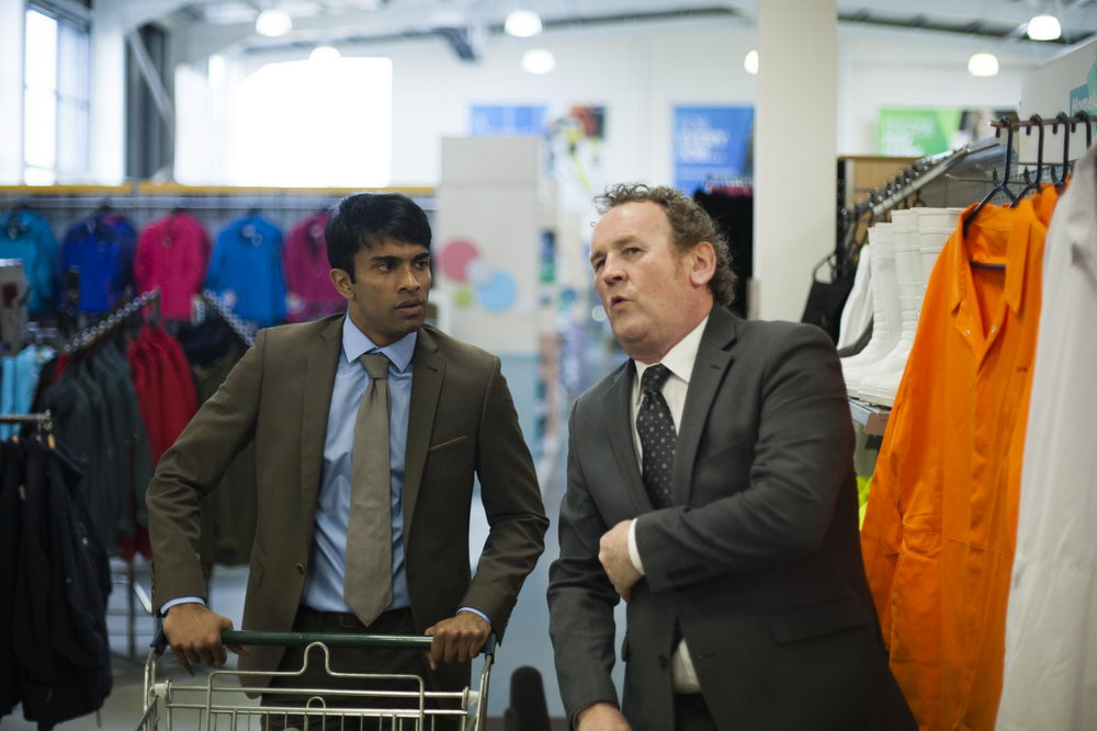 Colm Meaney, Nikesh Patel