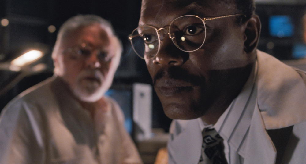 Richard Attenborough, Samuel L. Jackson