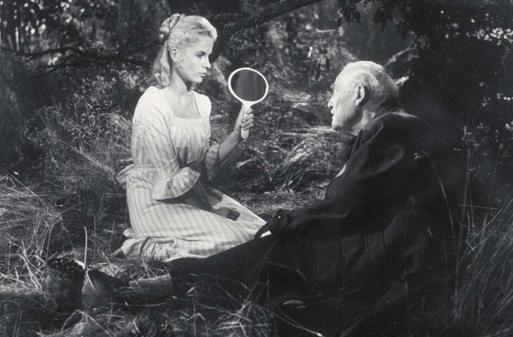 """Wilde Erdbeeren"" mit Victor Sjöström"