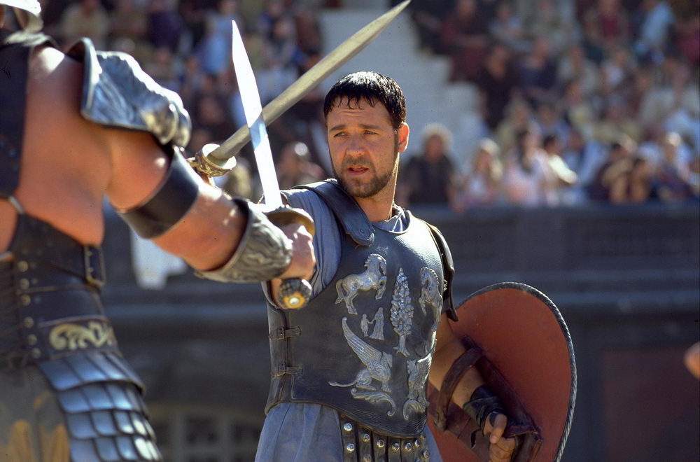 """""""Gladiator"""" (© UIP)"""
