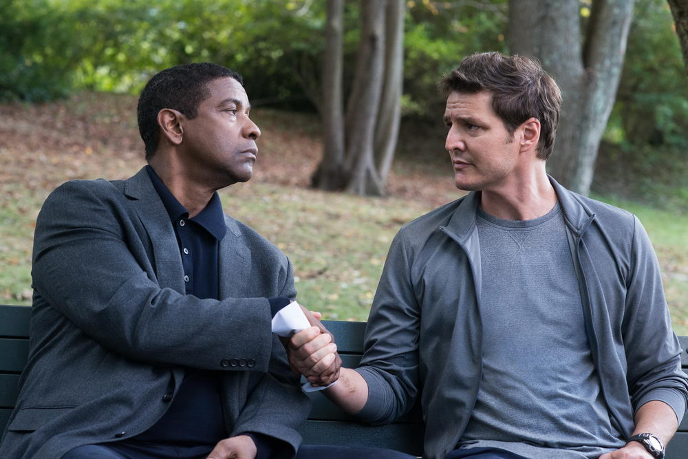 Denzel Washington, Pedro Pascal
